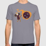 T-shirt featuring Katamari Of The Dead by Hector Mansilla