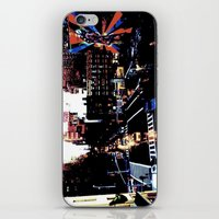 25th St. (Color) iPhone & iPod Skin