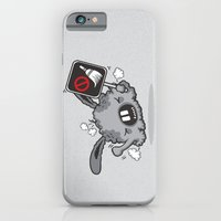 iPhone & iPod Case featuring Dust Bunny Hate Clean! by Boots
