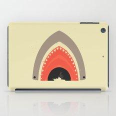 Great White Bite iPad Case