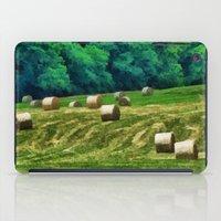 Harvest Time iPad Case