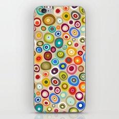 freckle spot cream iPhone & iPod Skin