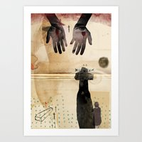 LOLITA : DYING// Art Print