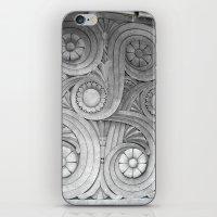 Limestone Garden iPhone & iPod Skin