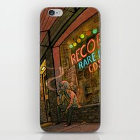 After Hours iPhone & iPod Skin