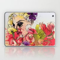 When The Petals Start Po… Laptop & iPad Skin