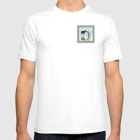 Sweet Meet Mens Fitted Tee White SMALL