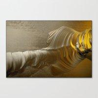 Molten Gold II Canvas Print