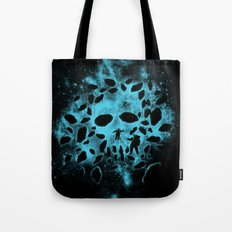 Death Space Tote Bag