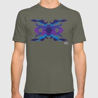 Spaceship Mens Fitted Tee Lieutenant SMALL