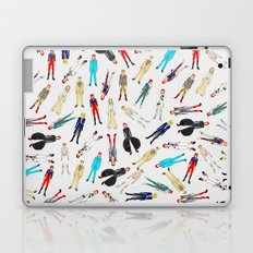 Bowie Marathon Laptop & iPad Skin