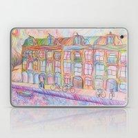 Wandering Amsterdam - Co… Laptop & iPad Skin