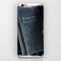 24 Hours A Day iPhone & iPod Skin