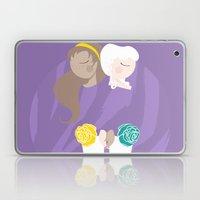 Teenage Endometriosis Awareness Laptop & iPad Skin