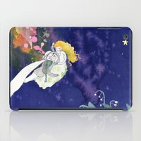 Lilies Of The Valley iPad Case