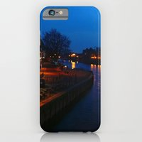 iPhone & iPod Case featuring By the Riverside by Serenity Photography