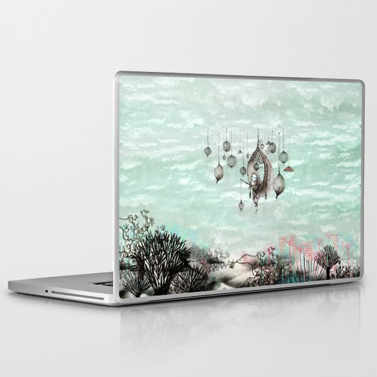 Dream Laptop & iPad Skin