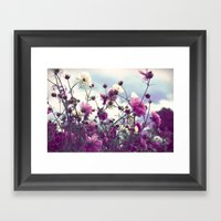 Color Me Beautiful Framed Art Print