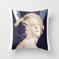 Dear Mother Throw Pillow