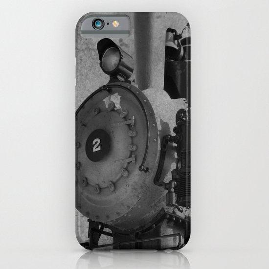 Old School Choo Choo iPhone & iPod Case