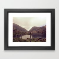 Gap of Dunloe Framed Art Print