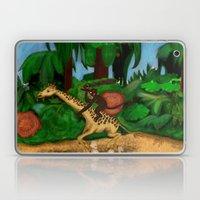 Deep in the Jungle Laptop & iPad Skin