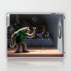 Sloth Darts Laptop & iPad Skin