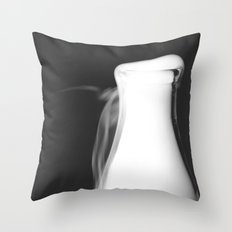 Dark Science Throw Pillow