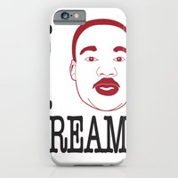 iPhone & iPod Case featuring I __ Dreams by senioritis