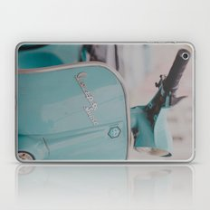 Mint Vespa  Laptop & iPad Skin