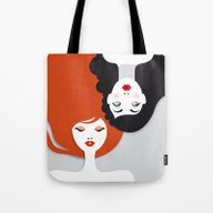 Beauty Comes In All Colo… Tote Bag