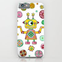 Robot Rita iPhone 6 Slim Case