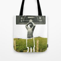 Don't Let The Speed Of T… Tote Bag