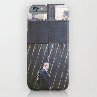 Black Wall iPhone 6 Slim Case