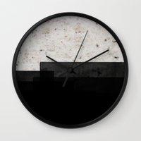 Redux II Wall Clock