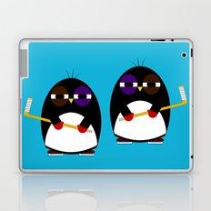 Hockey penguin Laptop & iPad Skin