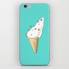 Ant Ski iPhone & iPod Skin