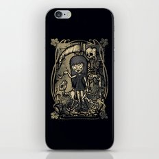 In The Darkness iPhone & iPod Skin