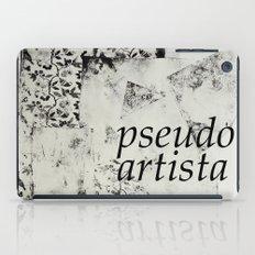 PSEUDOARTISTA iPad Case