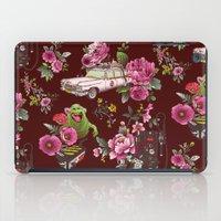 Ecto Floral iPad Case