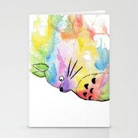 My Rainbow Totoro Stationery Cards