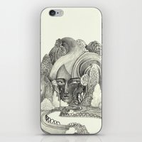 The Hill iPhone & iPod Skin