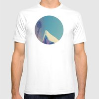 Needle Mens Fitted Tee White SMALL