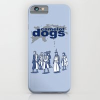 Camelot Dogs iPhone 6 Slim Case