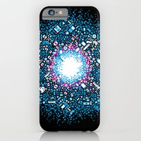 iPhone & iPod Case featuring Gaming Supernova - AXOR Gaming Universe by Studio Axel Pfaender