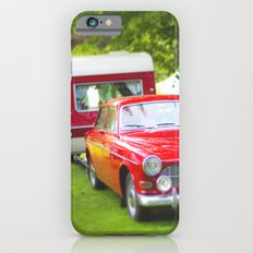 Let's go camping iPhone 6s Slim Case