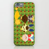 iPhone & iPod Case featuring Three Kings (Reyes Magos) by Alapapaju