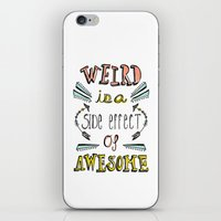 Weird & Awesome iPhone & iPod Skin