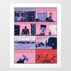 Carl Skomager 3 Art Print