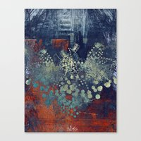 Sow The Salt  Canvas Print